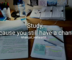 motivation, quotes, and study image