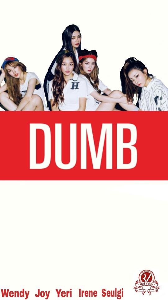 Red Velvet Dumb Wallpaper Discovered By Ninna