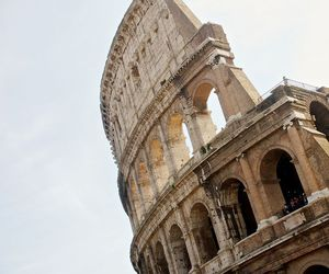 rome, travel, and italy image