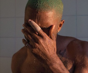 frank ocean, blonde, and boy image