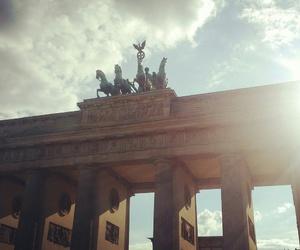 brandenburgertor berlin image