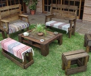 pallet ideas, pallet recycling, and reclaimed pallet image