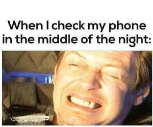 funny, phone, and lol image