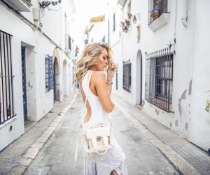 fashion, angelica blick, and blonde image