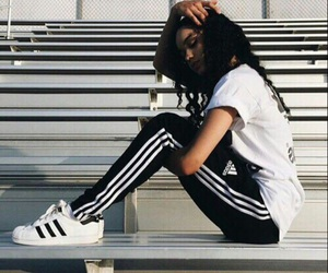 adidas, style, and outfit image