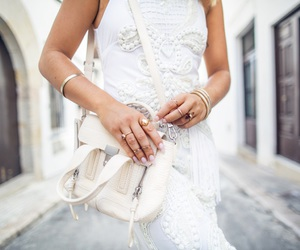 dress, angelica blick, and fashion image