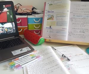 college, studyblr, and hard work image