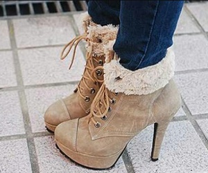 shoes, heels, and boots image