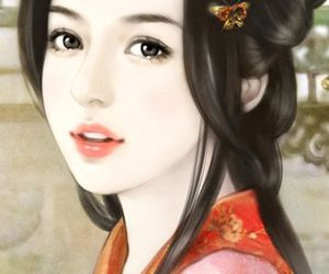 beautiful and chinese art image