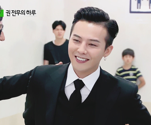 g-dragon, gd, and infinite challenge image