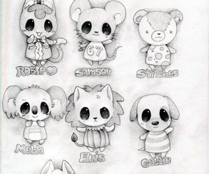 animal crossing, animals, and cute image