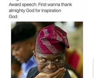 awards, funny, and god image
