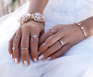 boho, gypsy, and jewelry image