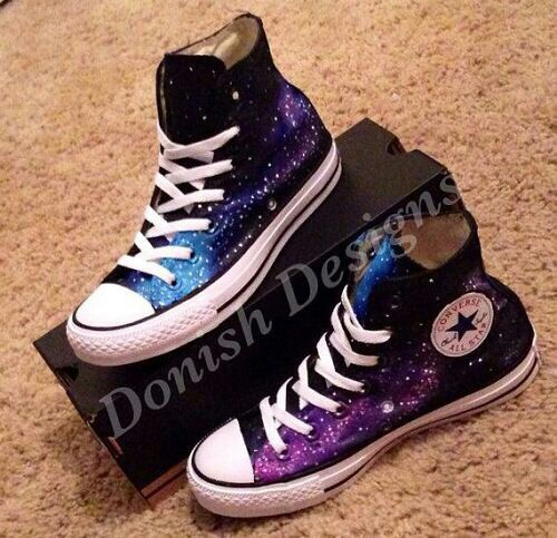 all star, purple, and black image