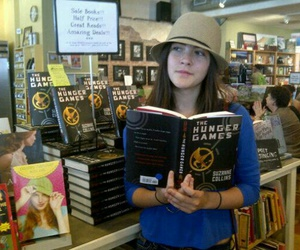 Clove, the hunger games, and isabelle fuhrman image