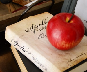 book, Halloween, and spell image