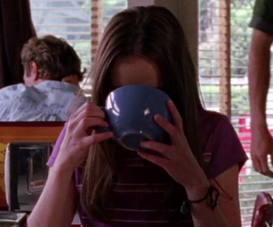 addicted, coffee, and gilmore girl image