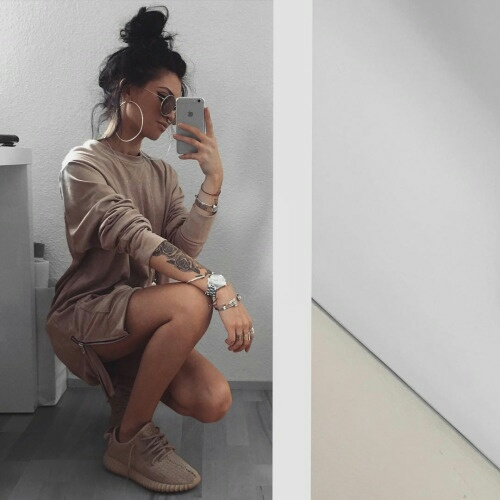 beige, outfit, and goal image