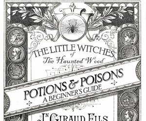 book cover, diy, and Halloween image