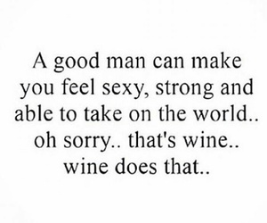 wine, man, and sexy image