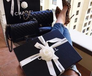 chanel, luxury, and heels image