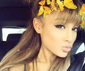 actress, beautiful, and arianator image