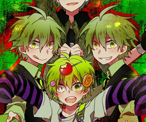 happy tree friends, shifty, and nutty image