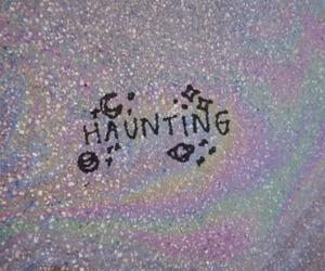 art, badlands, and haunting image