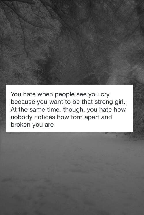 b&w, broken, and cry image