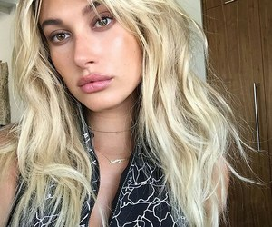hailey baldwin, beauty, and model image