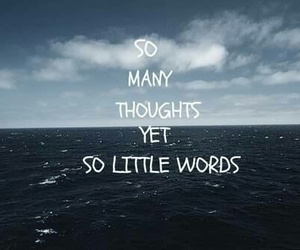 quotes, words, and thoughts image