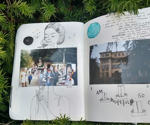 art, journal, and inspo image