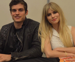 carlson young, daniel sharman, and scream image