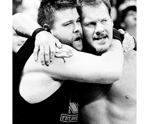raw, chris jericho, and kevin owens image