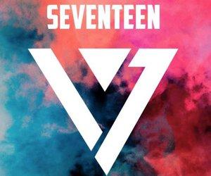 Seventeen, kpop, and wallpaper image