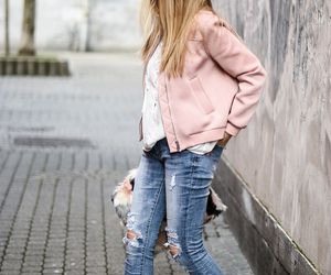 inspiration, jeans, and look image
