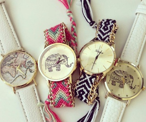 accessoires, beautiful, and watch image