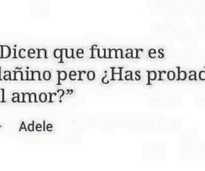 frases, love, and Adele image