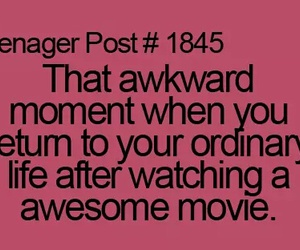 movie, teenager post, and life image