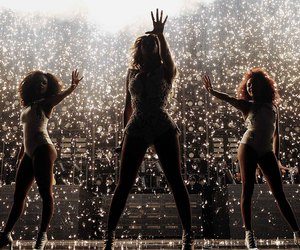 background, stage, and beyoncé image