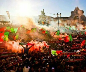football, portugal, and futebol image