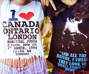 justin bieber, canada, and beliebers image