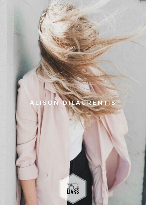 aesthetic, pll, and alison dilaurentis image