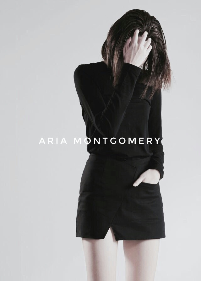 aesthetic, pll, and aria montgomery image