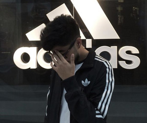 adidas, boy, and fashion image