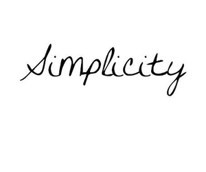 quotes, simplicity, and simple image