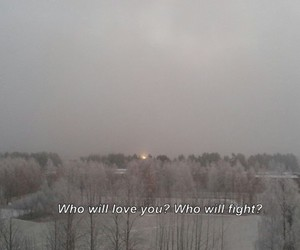 love, quote, and skinny love image