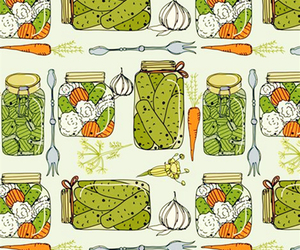 background, carrot, and vegetable image