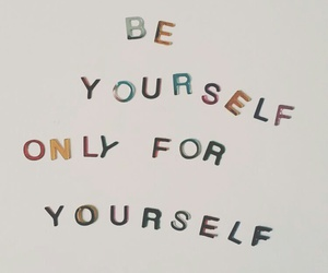 quotes, yourself, and tumblr image