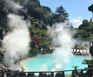 beautiful, oita, and onsen image